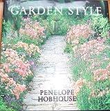 Garden Style, Penelope Hobhouse, 0316367508