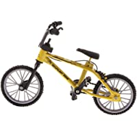 IPOTCH Escala 1:24 Miniaturas Modelo de Bicicleta Diecast