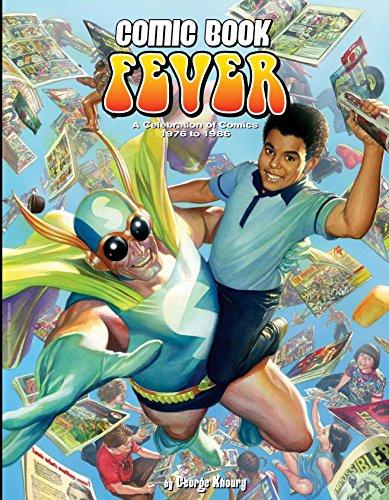 Droll Book Fever: A Celebration of Comics: 1976-1986