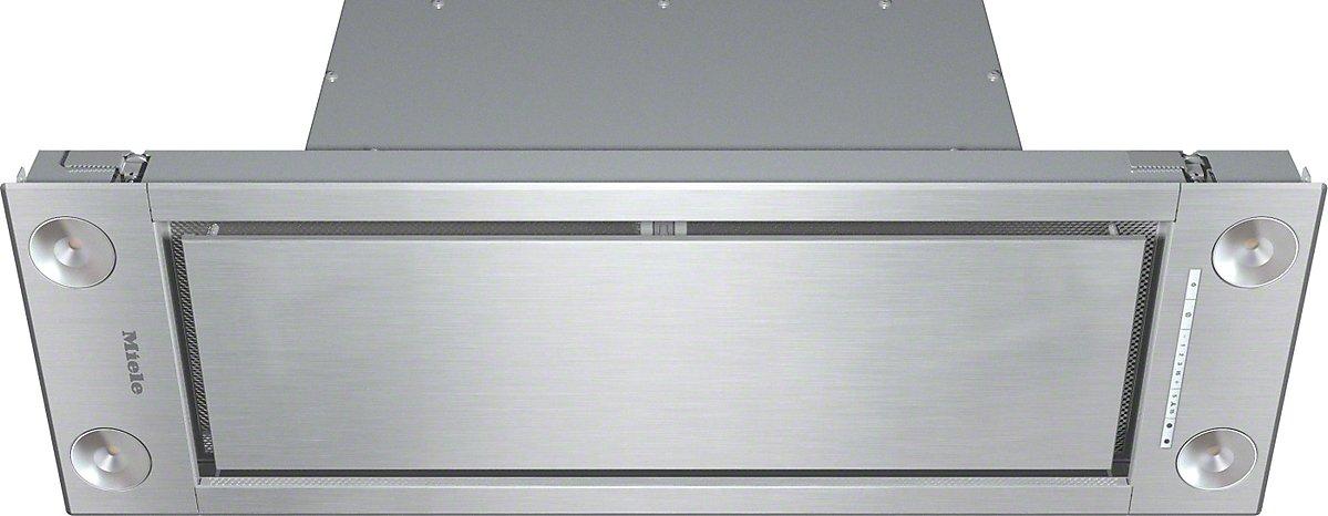 Miele DA2690 D BRWS 230/50 TLK Lüfterbaustein / 88 cm / Individuelles Küchendesign - vollintegriert in 88 cm Breite / Einzigartiger Bedienkomfort - Con@ctivity 2.0 / brillantweiß [Energieklasse A]