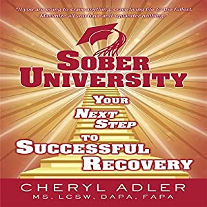 Sober University Audiobook