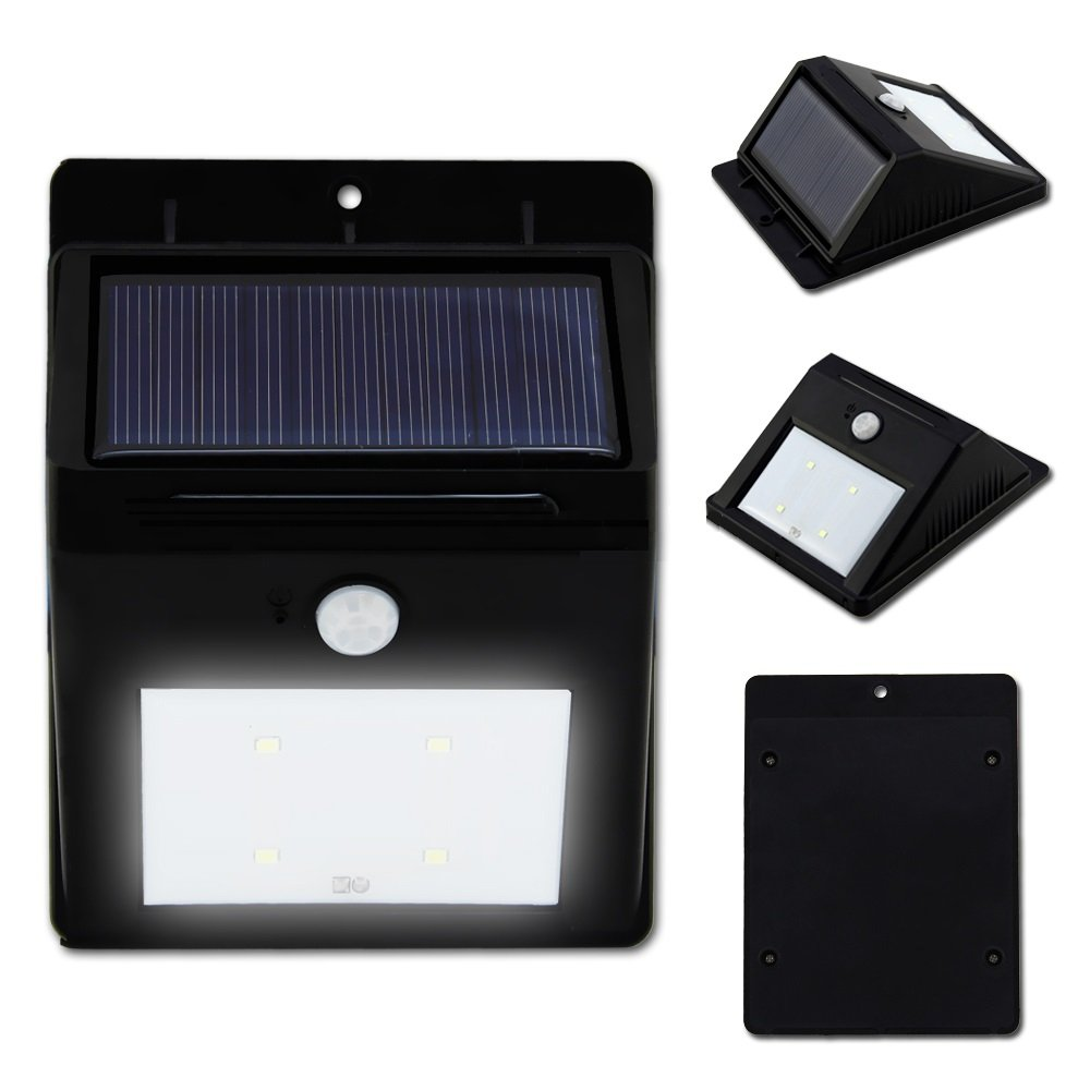 Solar light multi purpose outdoor led wireless solar powered motion solar light multi purpose outdoor led wireless solar powered motion sensor light security lamp detector amazon aloadofball Image collections