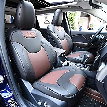 kust zd31941w car seat covers full hemming with jeep logo custom fit seat covers fit. Black Bedroom Furniture Sets. Home Design Ideas
