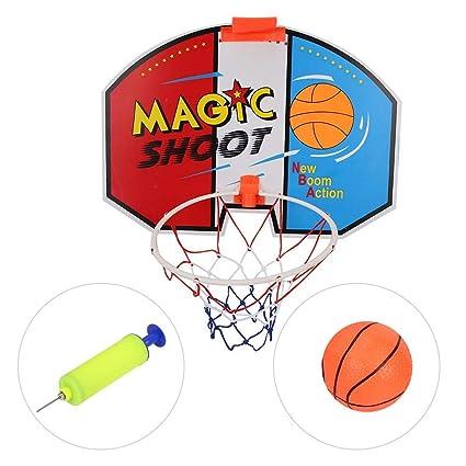 Alomejor Aro de Baloncesto para niños Aro de Baloncesto para ...