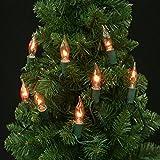 Holiday Living Flicker Flame String Lights