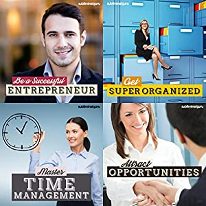 Entrepreneur Success Subliminal Messages Bundle Speech