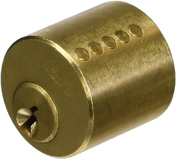 26 x 26 mm Tesa 3010119 Cilindro Redondo 5000 //26x26//28 Latonado