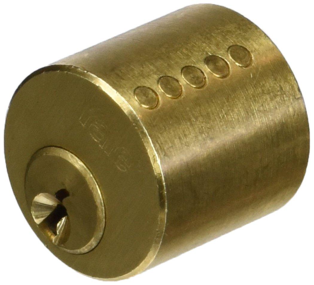 Yale M/C 52-N - Cilindro redondo para cerraduras: Amazon.es: Bricolaje y herramientas