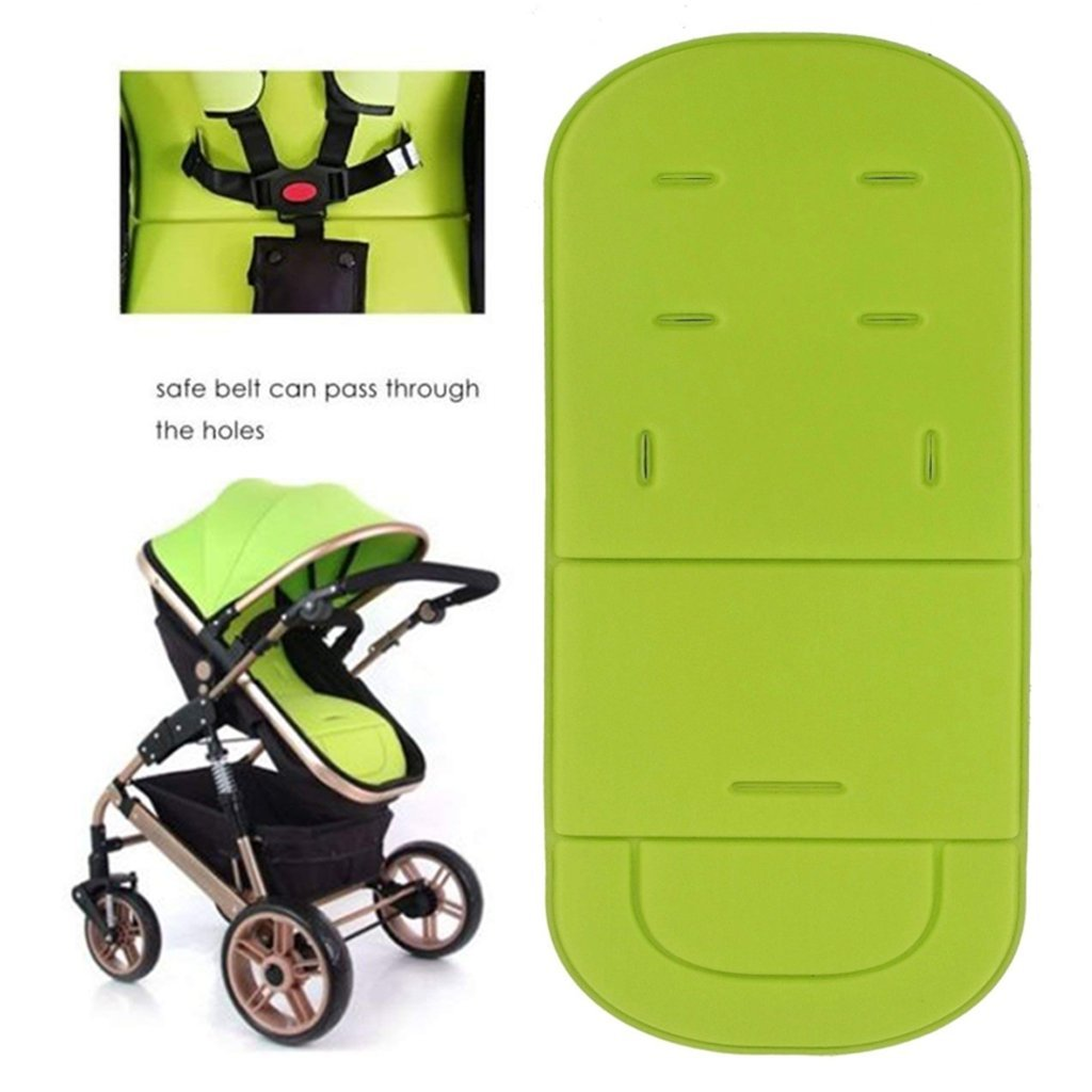 asiento de coche Buggy 80/* 34/cm azul universal para beb/é para cochecito O magideal Baby Asiento Asiento para//con cara de verano e invierno