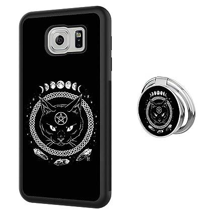 Amazon.com: Carcasa para Samsung Galaxy S6, diseño de ...