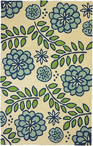 Blue Marigolds by Jellybean Patio Collection