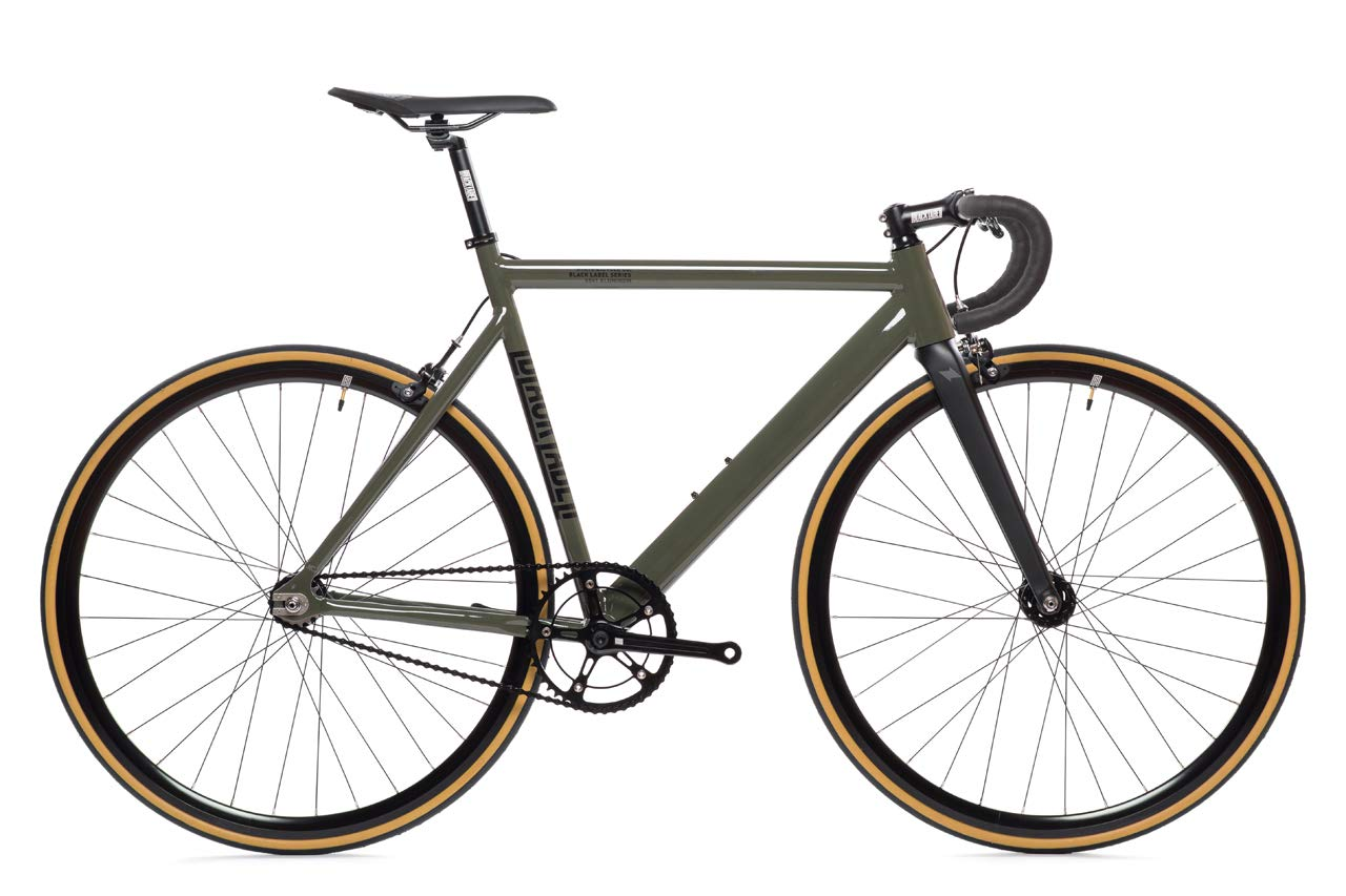 State Bicycle Co Black Label 6061 v2 Aluminum Track Fixed Gear Bike