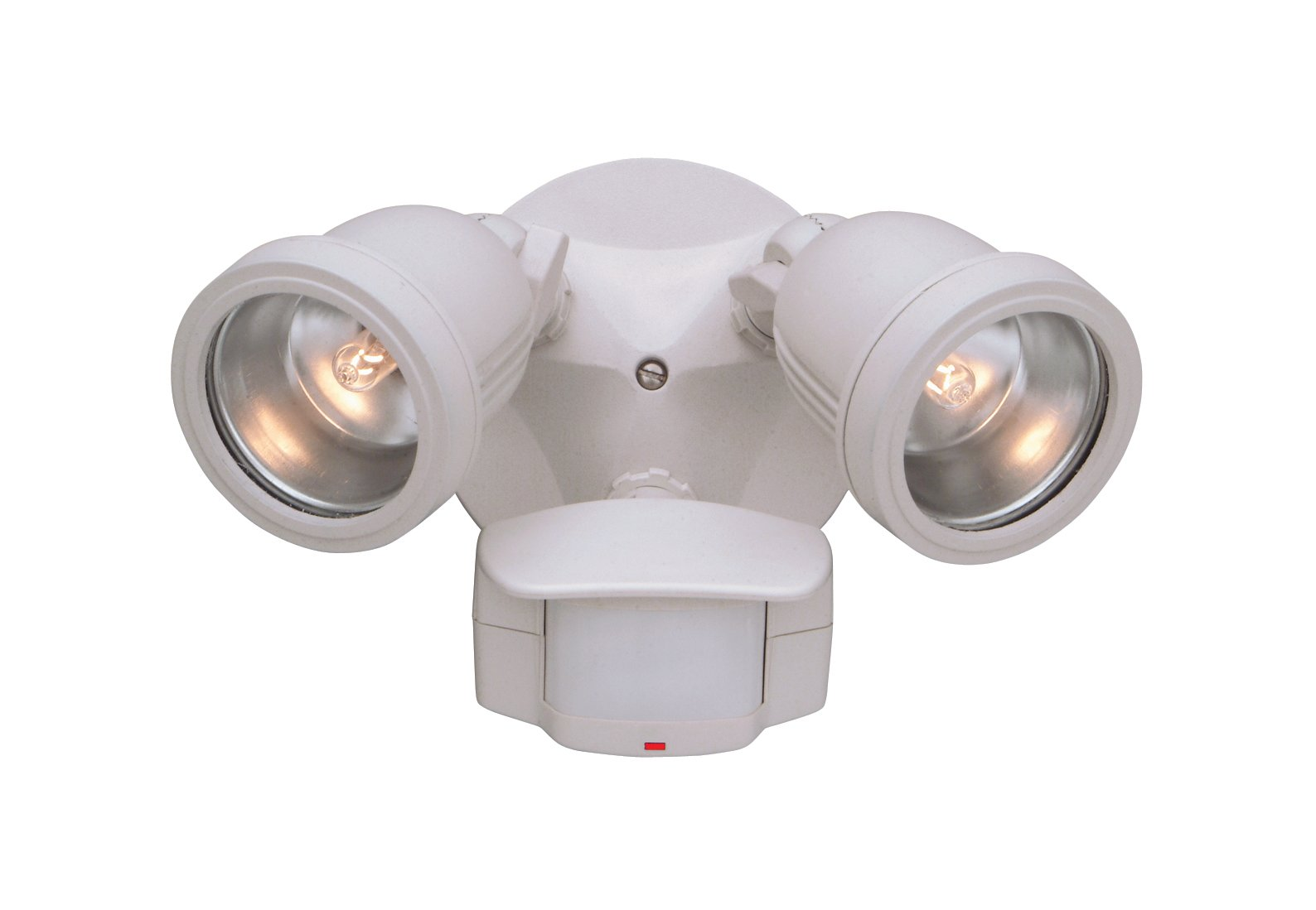 Designers Fountain PH218S-06-DF Value Collection Security Lights, White