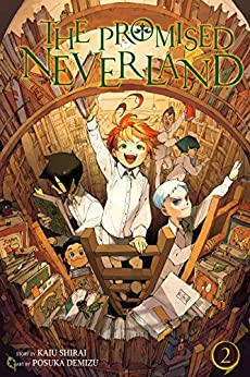 The Promised Neverland, Vol. 2: Control by [Shirai, Kaiu]