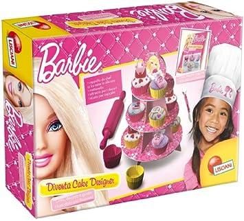 TOYLAND - Peluca para disfraz de adulto Barbie (Lisciani Giochi 42814)