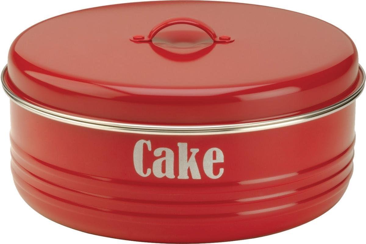 Typhoon Vintage Kit – Caja metálica para Tartas: Amazon.es: Hogar