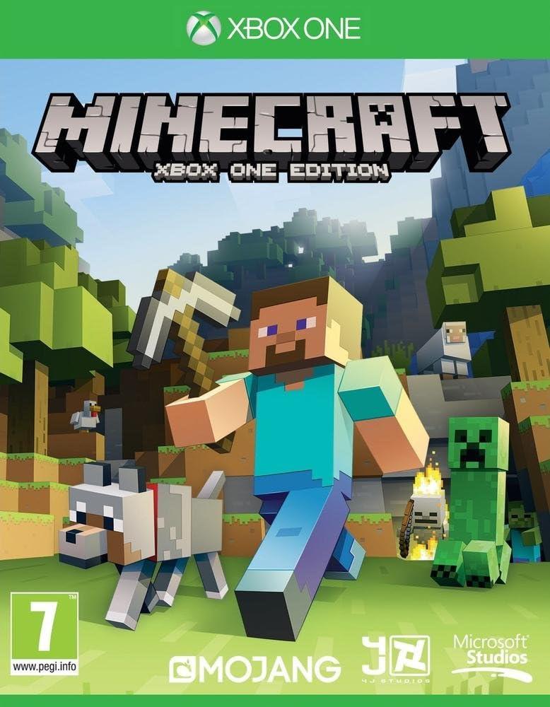 Minecraft - Édition Xbox One [Importación Francesa]: Amazon.es ...