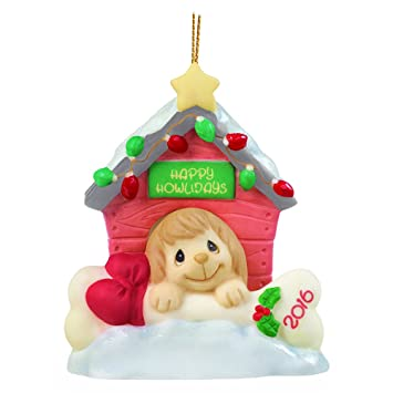 """Image Unavailable - Amazon.com: Precious Moments, Home For The Howlidays"""", Dated 2016"""
