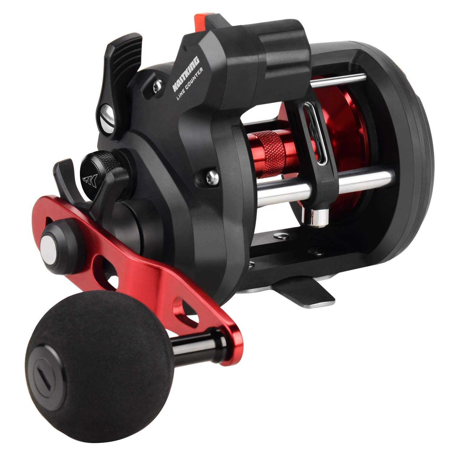 Lew s Fishing American Heroes Speed Spool Baitcast Reel Boxed Pack , 7.2 oz. 120 yd. 12 lb. 6.4 1