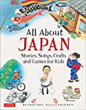 **2012 Creative Child Magazine Preferred Choice Award Winner!**A cultural adventure for kids, All About Japan offers a journey to a new place—and ways to bring it to life! Dive into stories, play some games from Japan, and learn some Japanese...