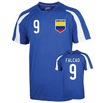 online here attractive price cheap price Colombie Falcao Sports Maillot d'entraînement (9) - Enfants ...