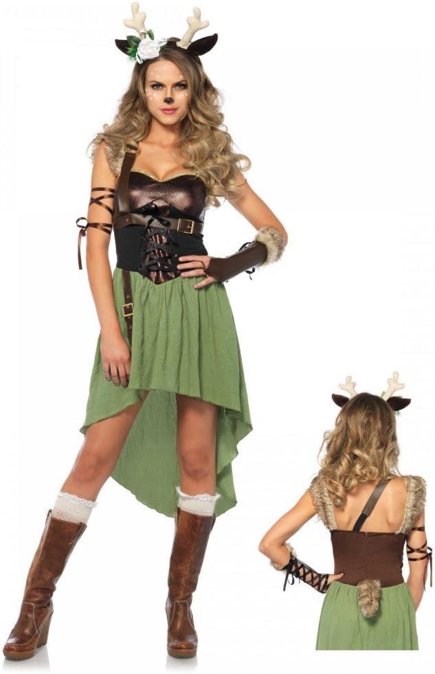 shoperama Bosque Kitz Disfraz para Mujer De Leg Avenue ...
