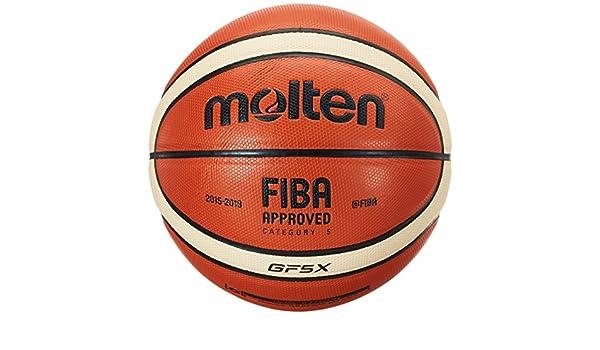 Molten Krepšinio kamuolys competition BGF5X-X FIBA sint. oda ...