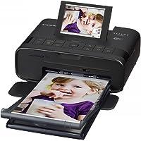 Canon Selphy CP-1300 Compact Photo Printer, Black