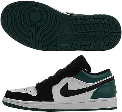 air jordan 1 low verdes