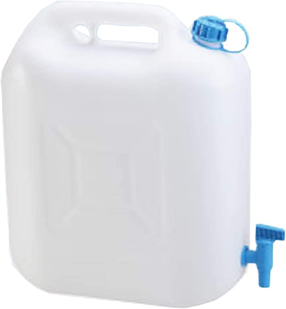 Pennine 10lt Fresh Water Container With Spout Jerrican Carrier