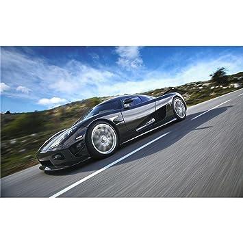 Amazon.com: Personalizada Cartel/papel pintado Koenigsegg ...