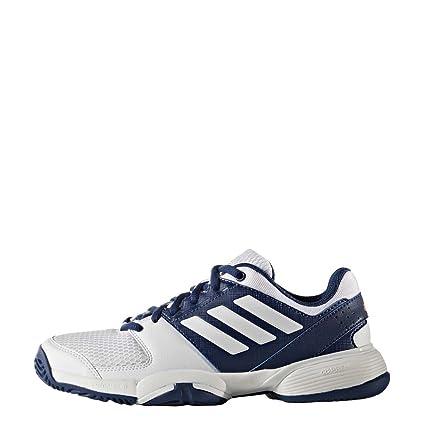 Adidas Barricade Club xJ- Zapatilla de tenis para niños
