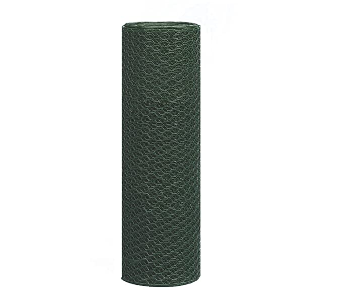 1000 mm H/öhe verzinkt 13 mm Maschenweite GAH-Alberts 614126 Sechseckgeflecht 10 m Rolle