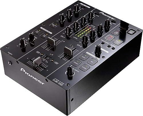 Pioneer DJM-350 2-Channel DJ Performance Mixer
