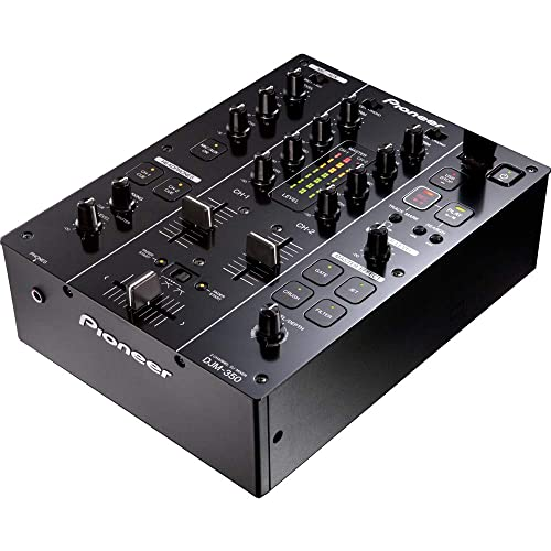 Pioneer DJM-350 2-Channel DJ Performance Mixer