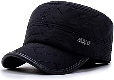 FUZE Embroidery Knitted Beanie Cap Cotton Caps Women Beanies Men Winter Warm Hats