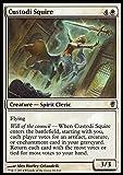 Magic: the Gathering - Custodi Squire (18/210) - Conspiracy