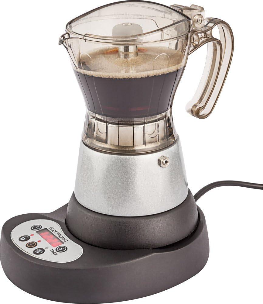 Cafetera Italiana Electrica - Moka: Amazon.es: Hogar