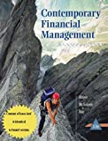 Llf Contemporary Financial Management, R. Charles Moyer, James R. McGuigan, Ramesh P. Rao, 130508201X