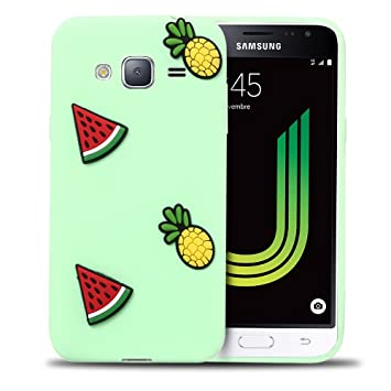 coque samsung j3 2016 fruit