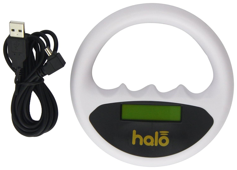 Halo Lettore Microchip • Scanner Per Riconoscimento Animali Persi • Lettore Microchip Cani Gatti • Cavo Caricabatterie USB Incluso • Blu Pet Technology Store 02-6255