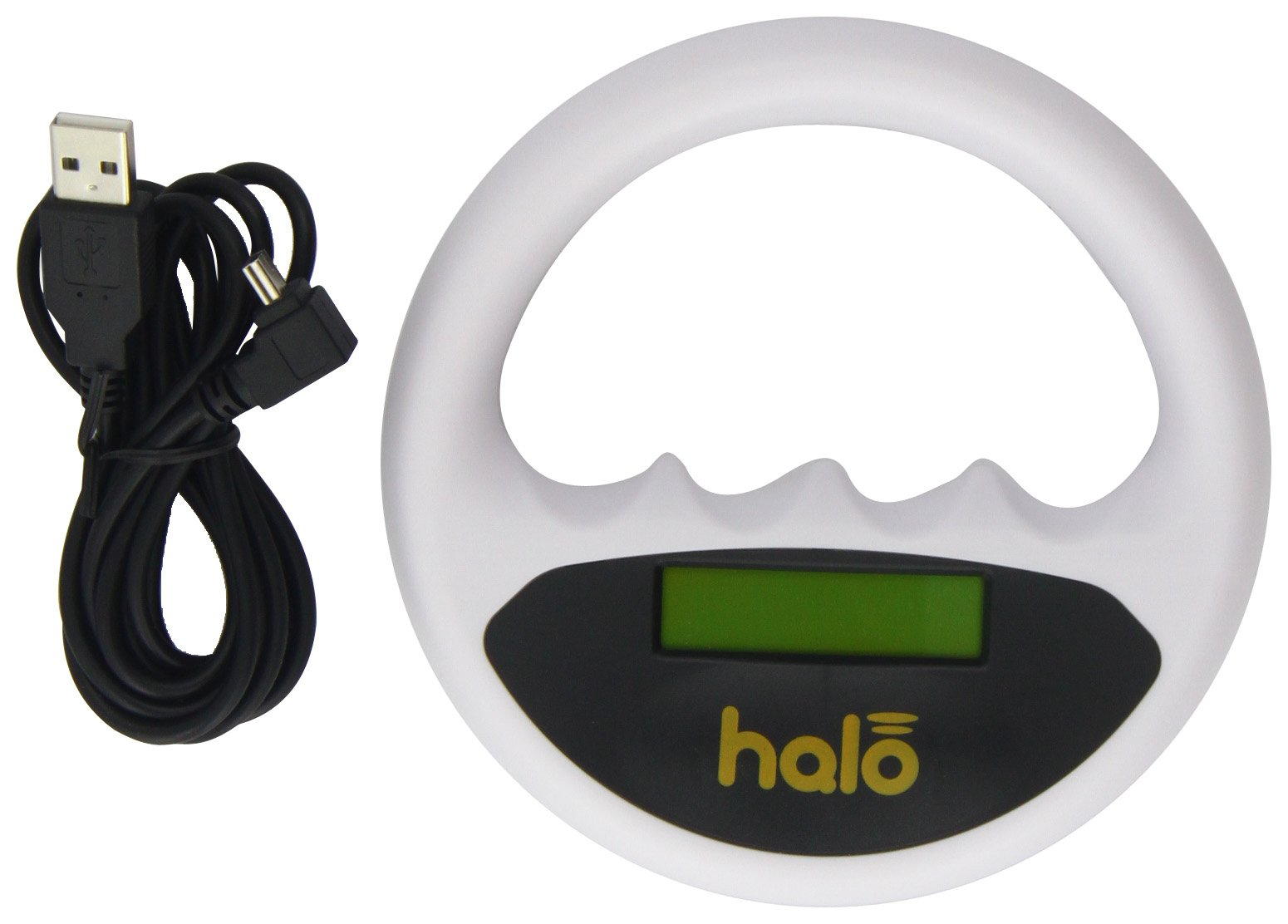 Pet Technology Store Halo Microchip Scanner, White