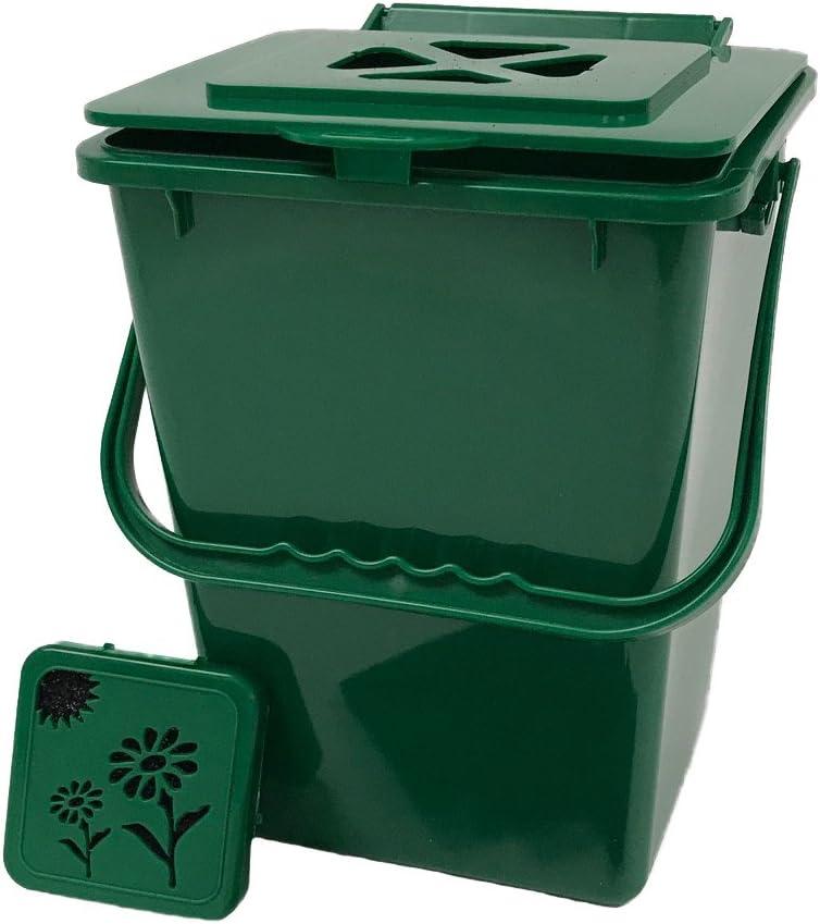 Exaco Eco-2000 2.4 Gallon Kitchen Compost Waste Collector