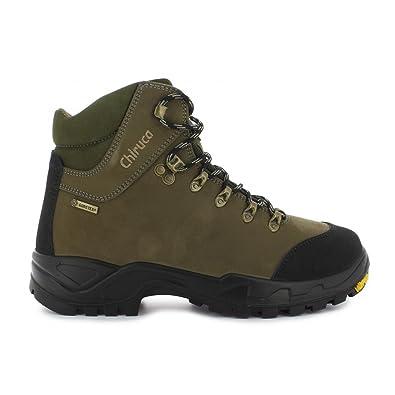 CHIRUCA Chaussures Montantes Pour Garçon - Vert - Multicolore, 39 EU