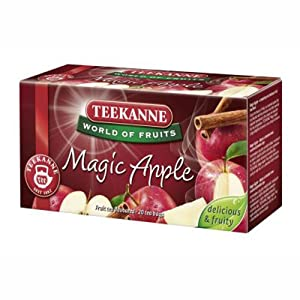 Teekanne Magic Apple 20 Tea Bags (Pack of 3)