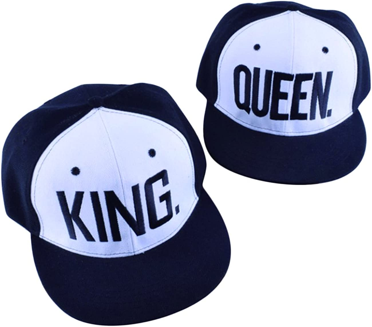 King Queen Hats Matching...