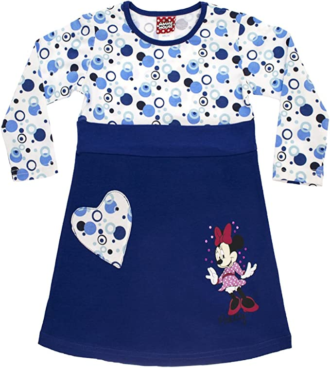 Schöne Mädchen Kleid Ideal für Sommer Strand Kleid Gr.98//104 Sale!!!
