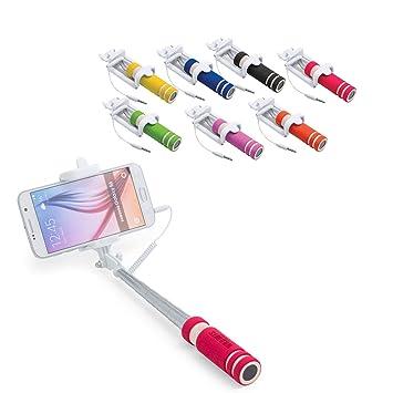 DISOK Lote de 30 Mini Palo Selfie EVA - Minis Palos Selfie para Detalles, Regalos y Recuerdos de Niños Comuniones y Cumpleaños