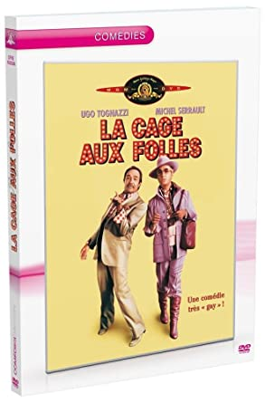 La cage aux folles [Francia] [DVD]: Amazon.es: Michel Serrault ...