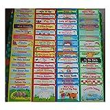 60 Easy Leveled A B C D Books Homeschool Preschool Kindergarten Learn to Read - 4 1/2